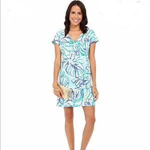 Lilly Pulitzer Duval Dress Sz Small